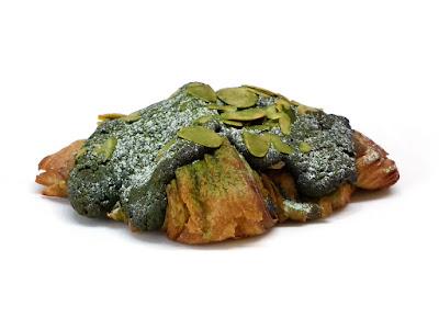 抹茶のクロワッサン・オ・ザマンド | GONTRAN CHERRIER(ゴントラン シェリエ)