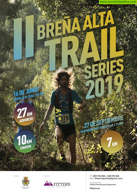 II Breña Alta Trail Series