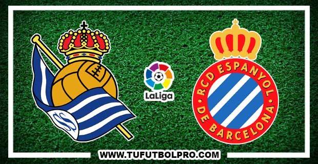 Ver Real Sociedad vs Espanyol EN VIVO Por Internet Hoy 23 de Octubre 2017