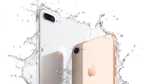 هل ايفون 8 ضد الماء؟ ,هل ايفون 8 بلس ضد الماء؟