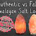 How To Spot Authentic Himalayan Pink Salt Lamps