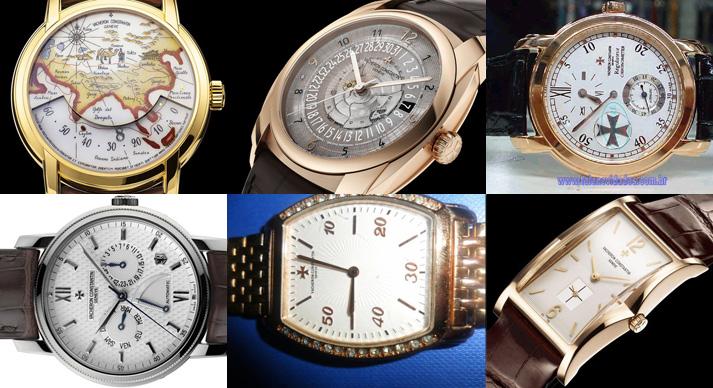 3ce6a1f4b0d Foi um relógio Vacheron Constantin que ficou para a história quando em  Dezembro de 1903