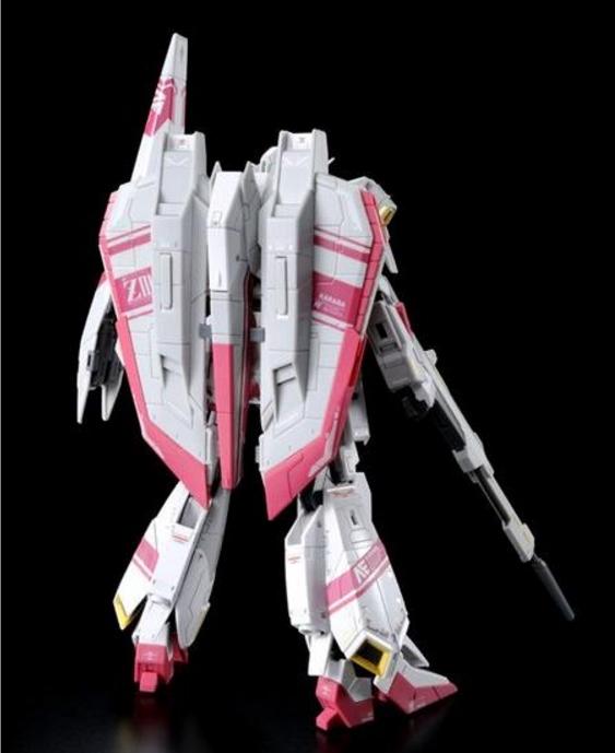 P-Bandai: RG 1/144 MSZ-006-3 Zeta Gundam 3 [RE-ISSUE] - Release Info