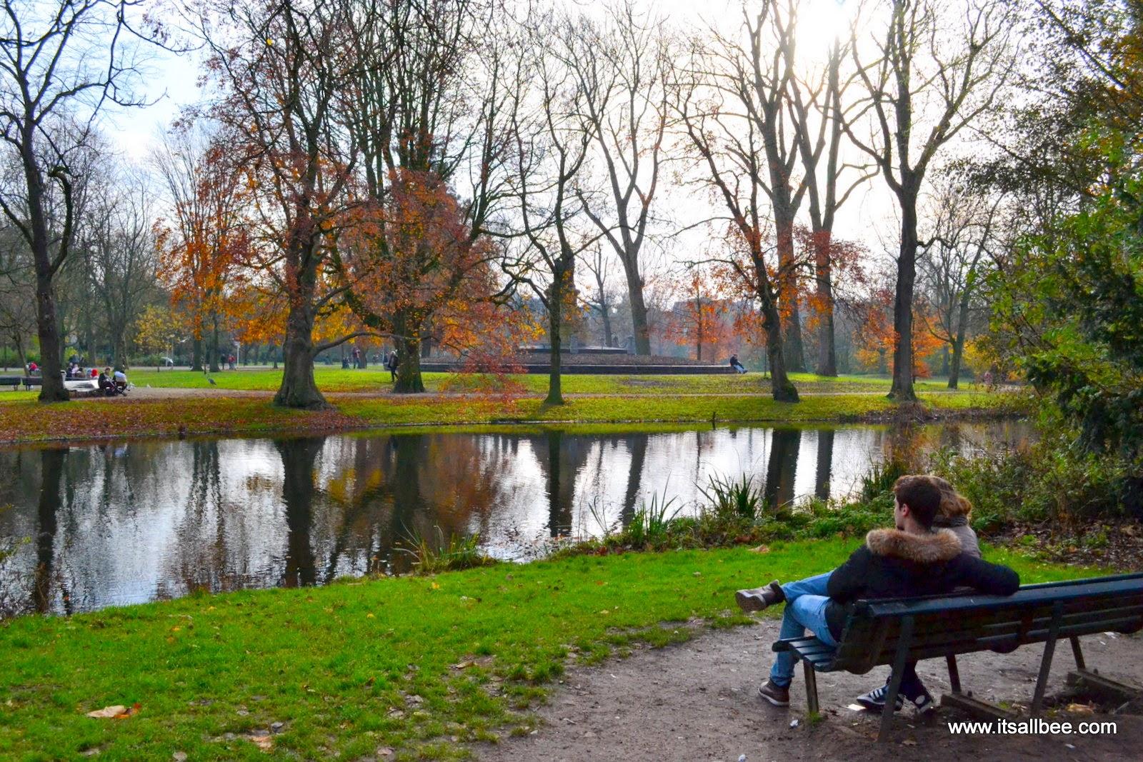 Vondelpark Amsterdam | Brunching in Vondelpark