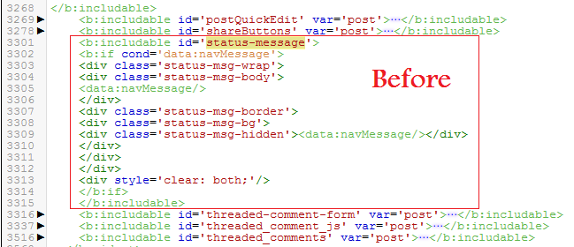 blogger-labels-message-removal