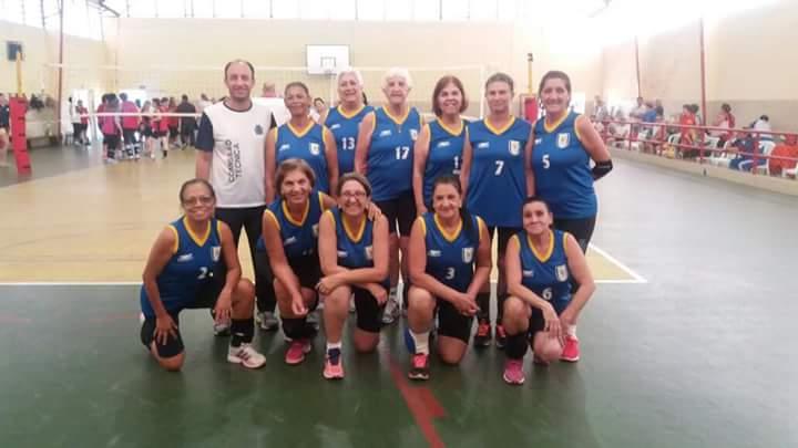 f2e428da81 Voleibol Adaptado garante 3º lugar na Liga Regional