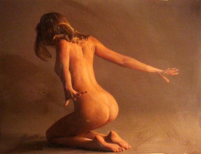 Современные художники Америки. William Oxer 19