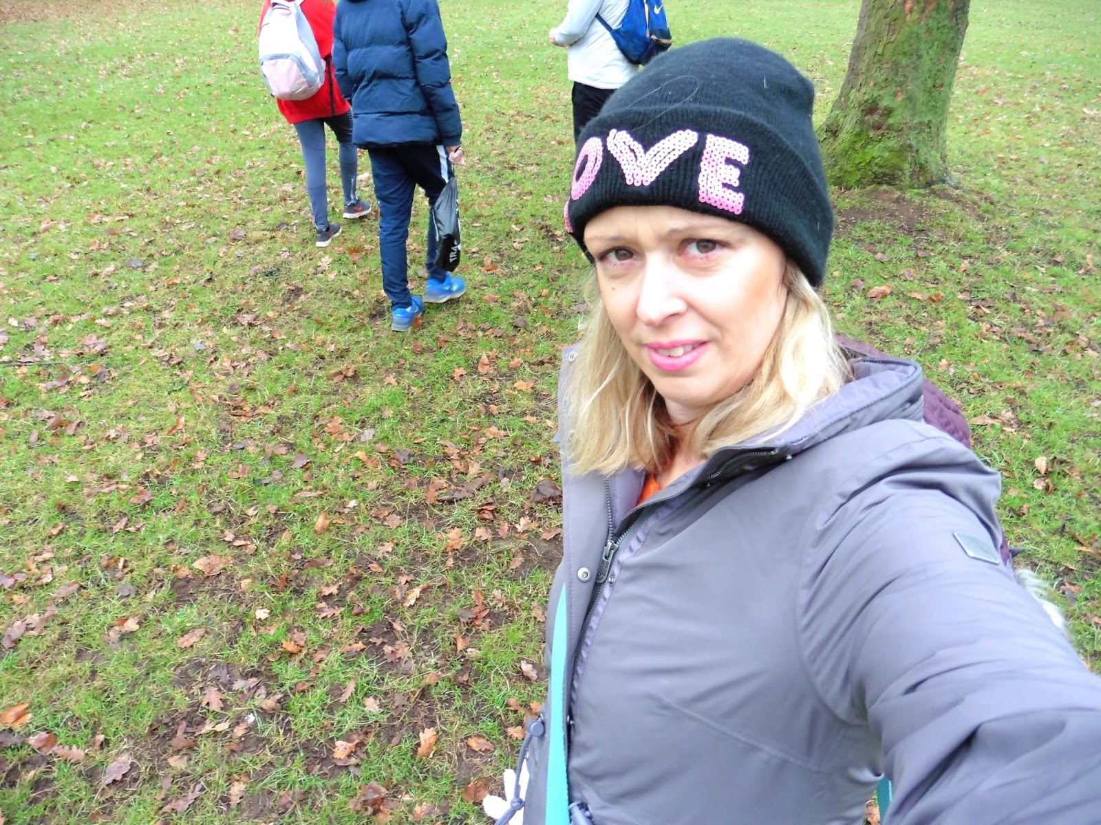 What I Wore: Wollaton Hall Cross Country Style