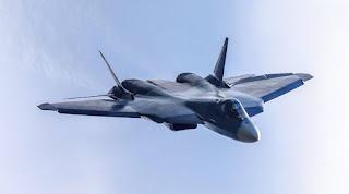 Su-57E Rusia