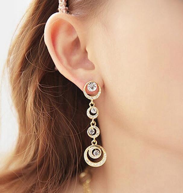 lateste nosse ring desing, latest ear ring pic