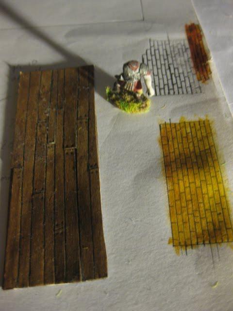 Kampfgruppe Karcuss Brick Paper From A 1 87 Idea
