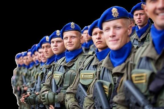 солдати Національної гвардії України