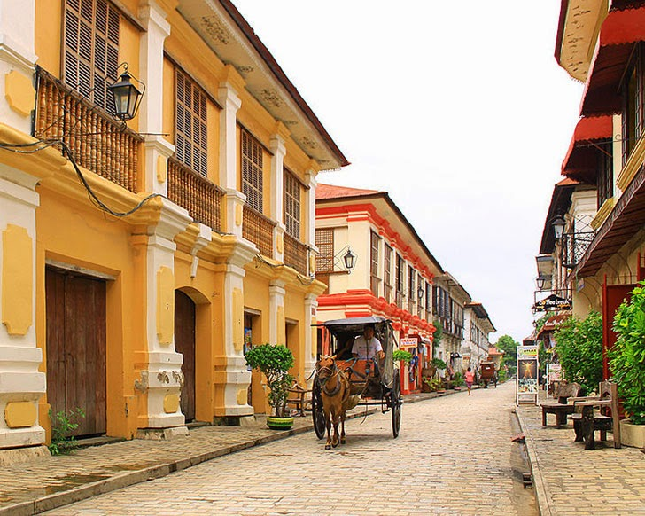 Vigan Hailed as One of New 7 Wonder Cities