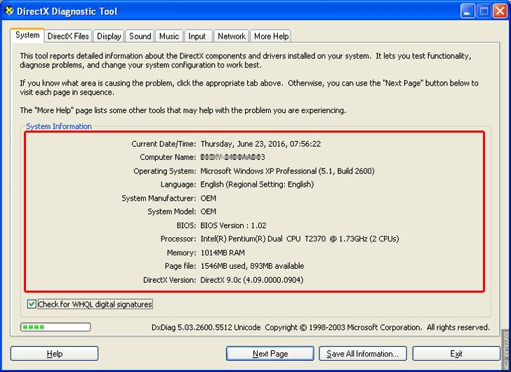 Cara Mudah Mengetahui Spesifikasi Komputer/Laptop Dengan Lengkap ...