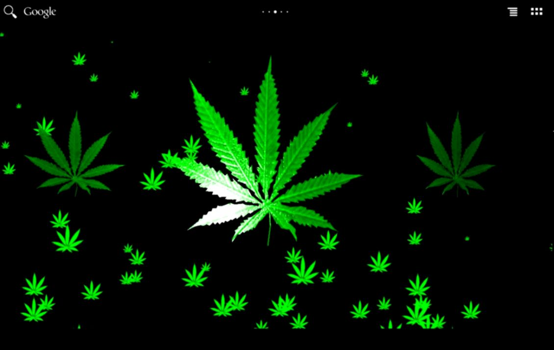 Weed Live Wallpaper Awesome 3d Wallpaper Weed Leaf Wallpapers Hd