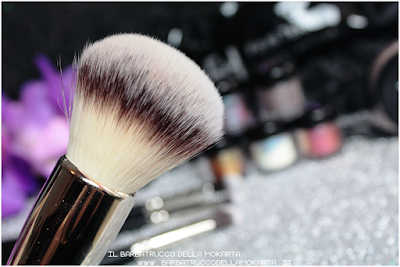powder brush   linea professionale Finisterre mineral