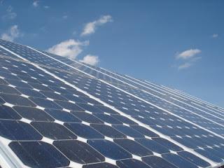 Energieeinsparung durch Photovoltaik