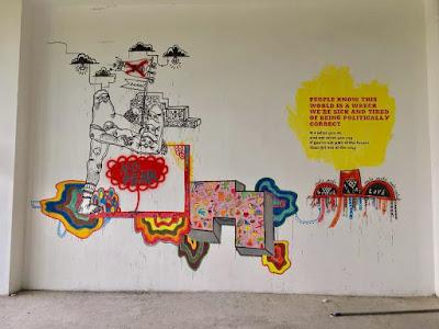 Cyberjaya Art Graffiti, The Place Cyberjaya, cyberjaya art xpression festival