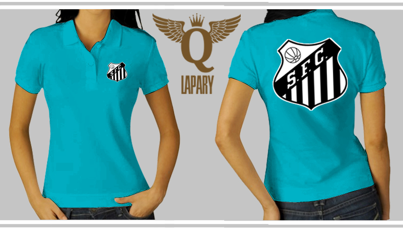 214dc90486fd7 QLapary - Camisas Pólo Piquet  Camisa Pólo Piquet do Santos