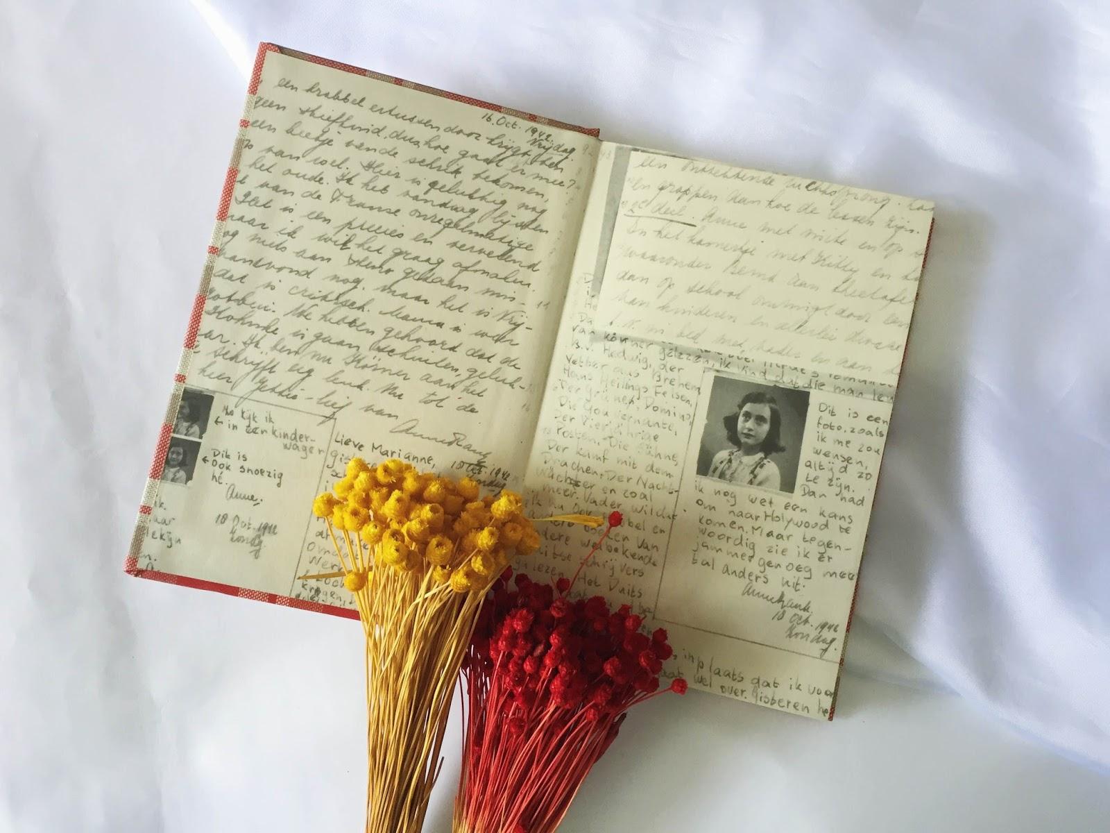 Quotes Frases De Anne Frank Pra Refletir Memórias De Uma Leitora