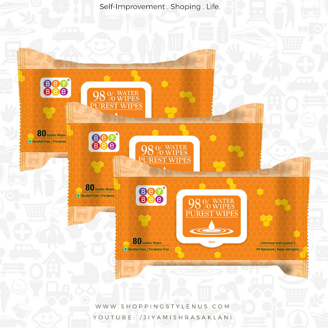 Shopping, Style and Us: Inda's First Shopping and Self-Help Blog - Each pack has 80 wipes. The regular pricing of a single pack, double pack and triple pack is Rs. 195, Rs.