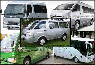 Sewa Minibus Padang