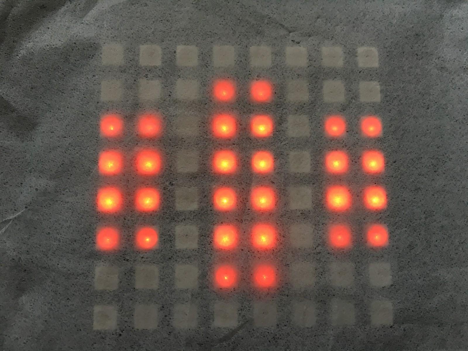 circuit diagram knight rider lights [ 1600 x 1200 Pixel ]