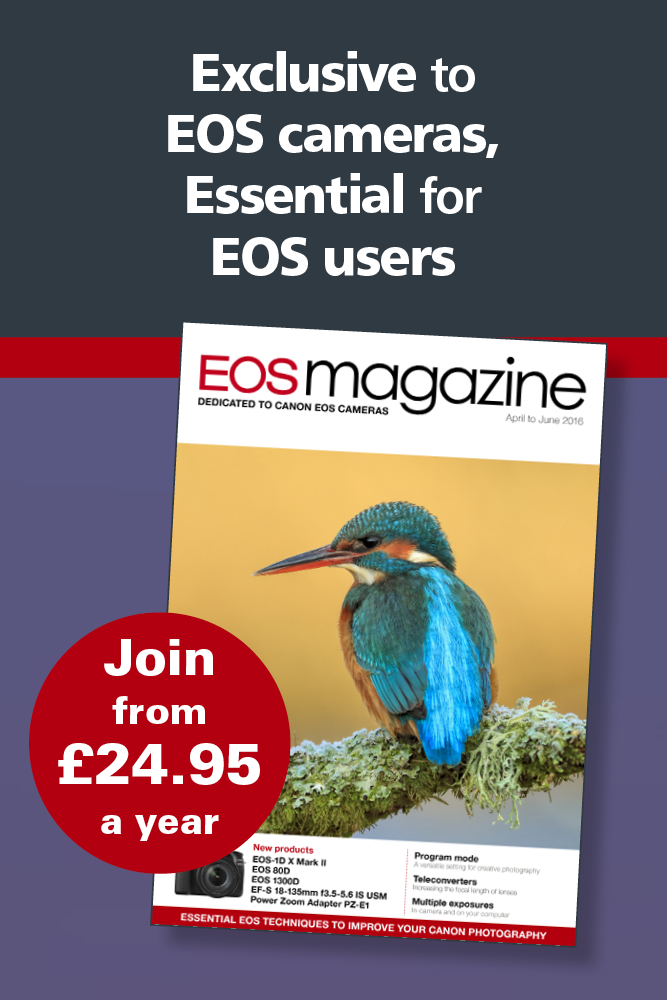 Learn more with EOS magazine
