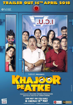 Khajoor Pe Atke 2018 Hindi 720p HDTV 900Mb x264
