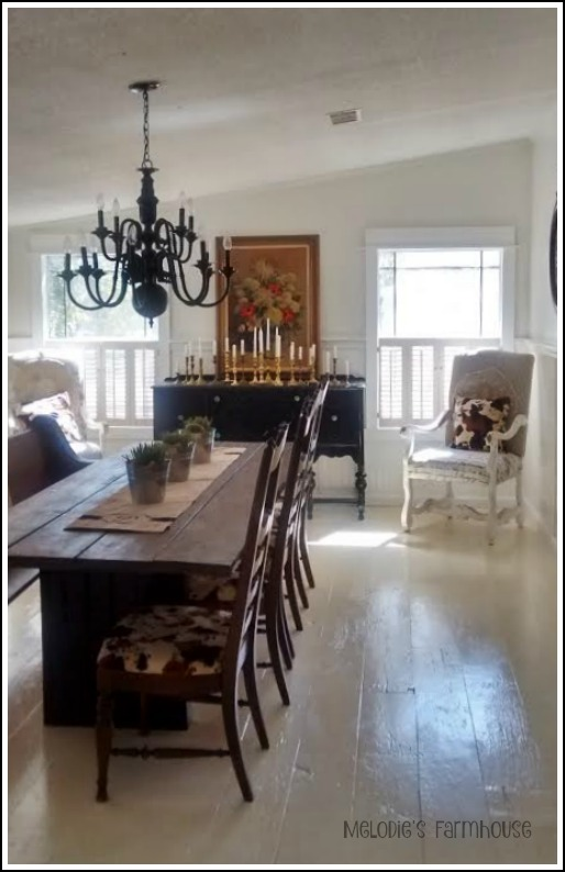 . My Heart s Song  Melodie s Little Farmhouse   A Mobile Home Remodel