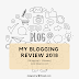 My Blogging Review In 2018