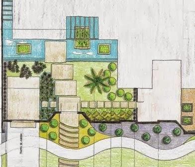 Desenho Artistico Arquitetura Dia Do Paisagista