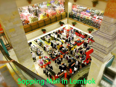 Sopping Mall in Lombok