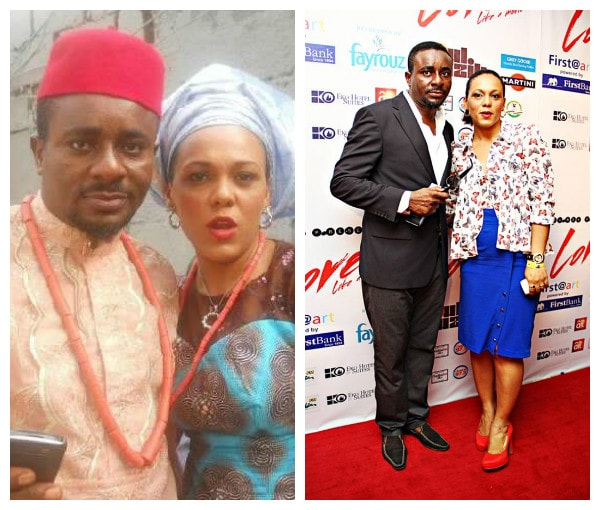 'My ex-wife is running for her life' – Emeka Ike