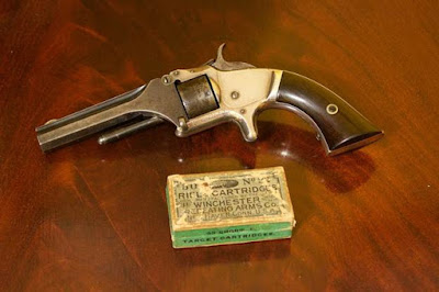 S&W Model 1 - 2nd Issue