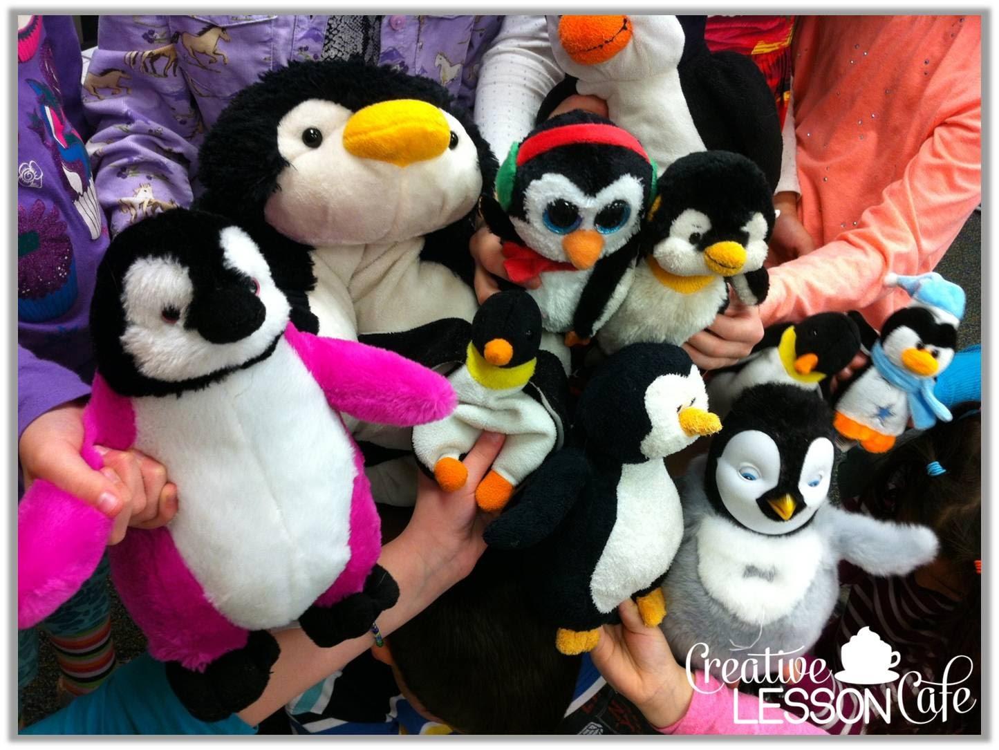 Creative Lesson Cafe Wacky Tacky The Penguin Fun