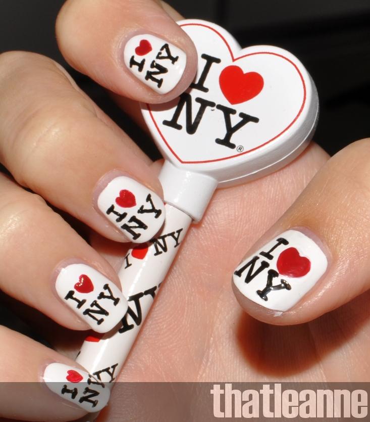 Love Nail Art: Enjoy Make Up: Nail Art Du Vendredi