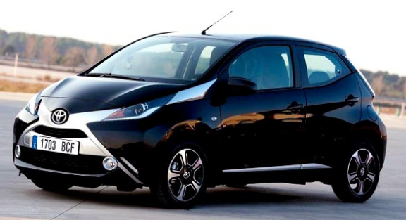 2017 Toyota Aygo Release Date Canada