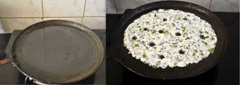 how to make akki roti