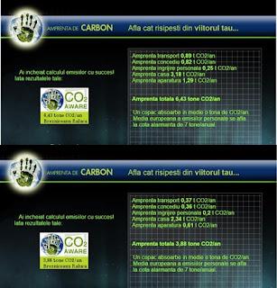 Amprenta mea de carbon