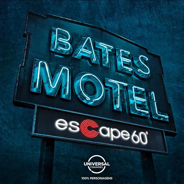 Bates Motel + Escape60