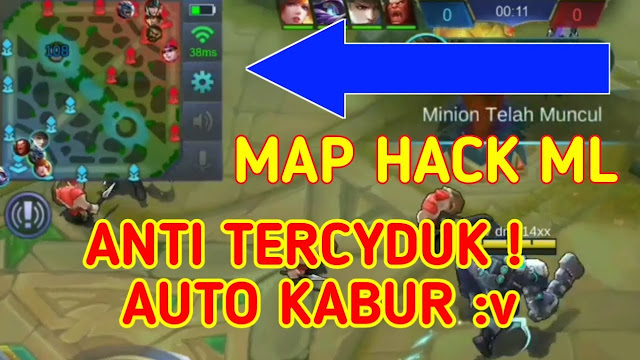 Download Script Map Hack Mobile Legends Terbaru Patch Guinevere