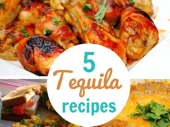 5 Recipes Using Tequila... Olé!