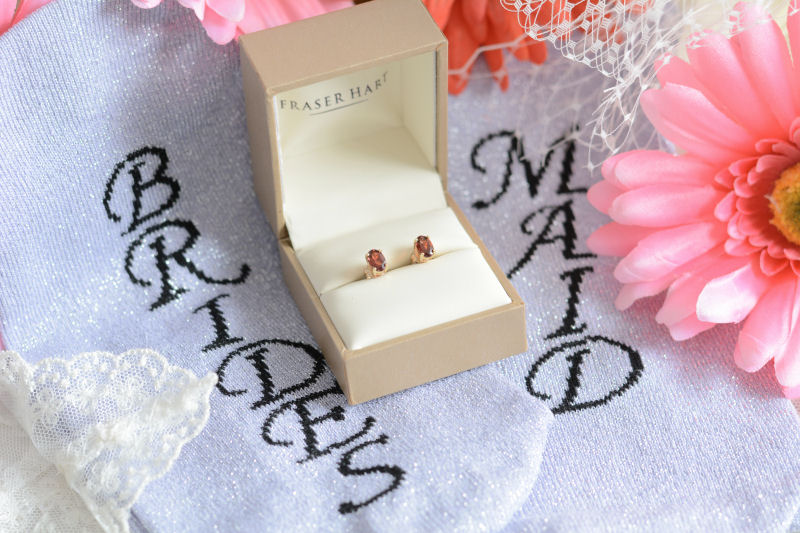 Sparkling Saturday! Bridesmaid Gift Idea With Fraser Hart