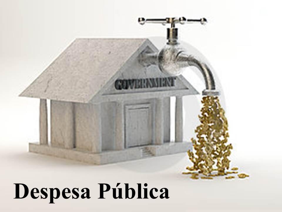 Resultado de imagem para DESPESA PUBLICA