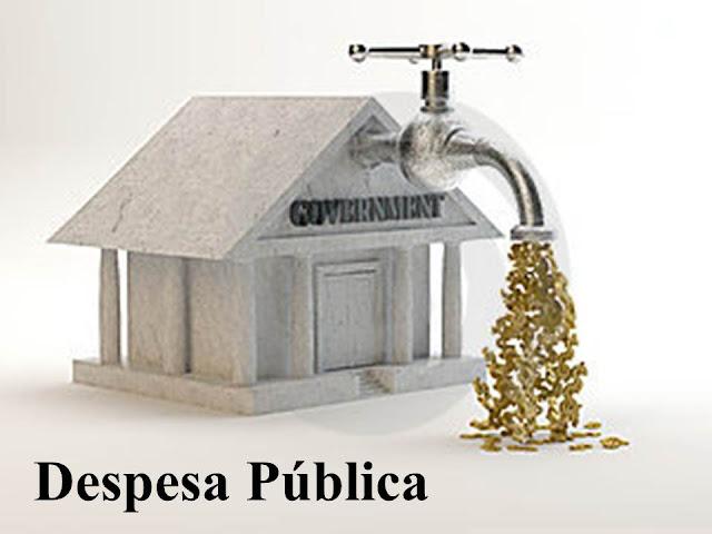 Resultado de imagem para Despesas públicas