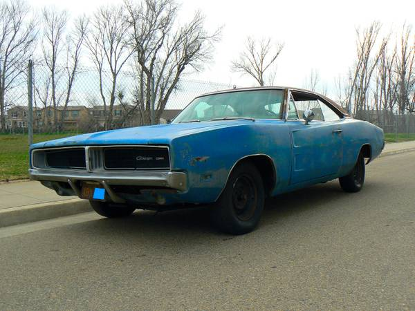 Nice Project 1969 Dodge Charger Auto Restorationice