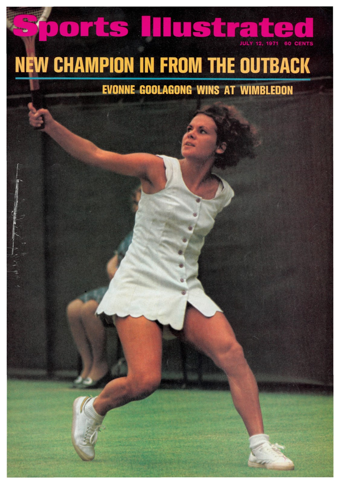 Kenneth In The 212 An Annotated Look At Sports Illustrated S 90 Tennis Covers