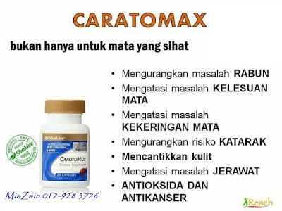 vitamin untuk mata