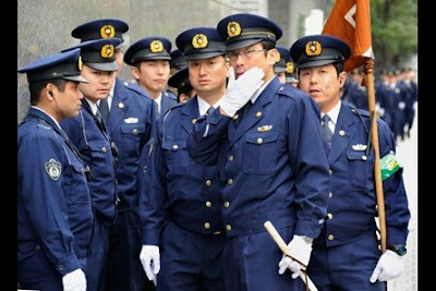 In Japan, anyone can be held by police for 23 days without being charged.